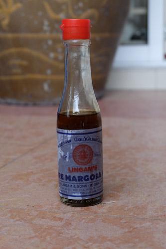 Neem aka Margosa oil