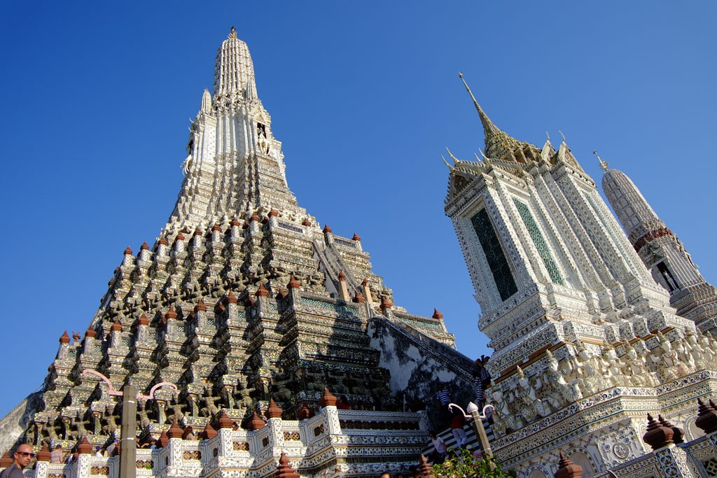 Wat Arun - the temple of dawn, Bangkok
